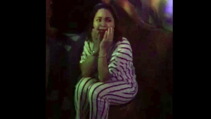 This is how Judy Ann Santos reacted when she saw this person