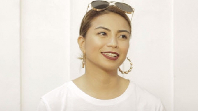 "Glaiza de Castro answers question ""Tomboy ka ba?"""