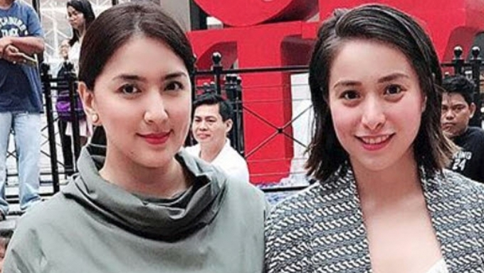Ara's advice to sister Cristine: Kung ano ang tama, dun siya