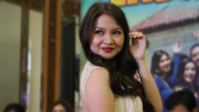 Watch Barbie Forteza's reaction to sensitive topic