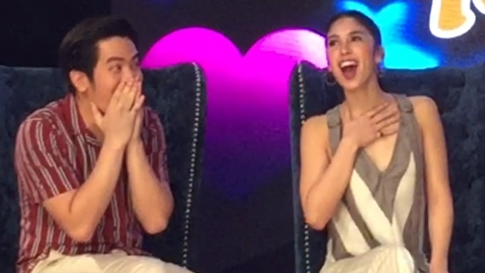 What 'shookt' Julia Barretto and Joshua Garcia?