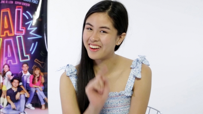 Kisses Delavin imitates celeb with multi-million peso OOTD