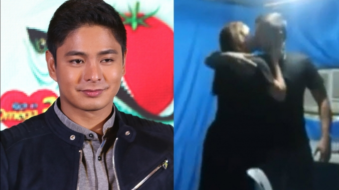 Coco reacts to viral kissing video with Yassi