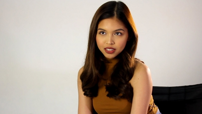 Maine on best thing and challenging part of being a celeb