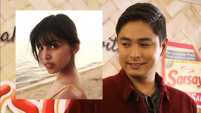 What Coco Martin feels about Maine Mendoza