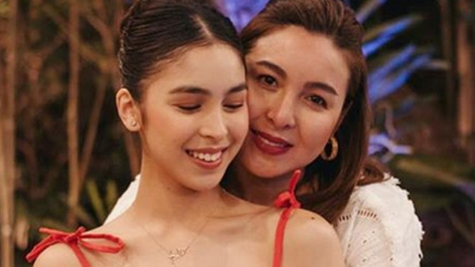 """Marjorie on daughter Julia: """"I'm really blessed."""""""