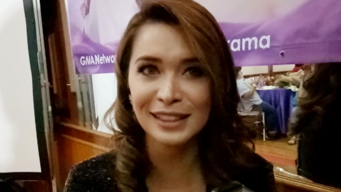 Sunshine Cruz on falling for a younger man