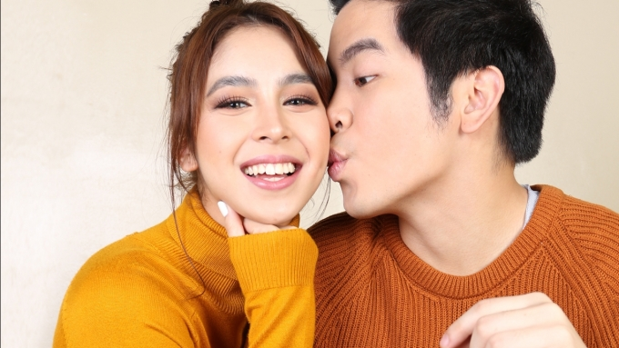 Joshua Garcia to Julia Barretto: 'I like your armpits.'