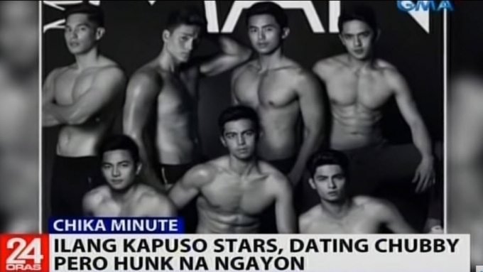 These Kapuso hunks turn from chubby to yummy