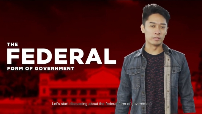 What is Federalism--minus the p-p- and the dede dance
