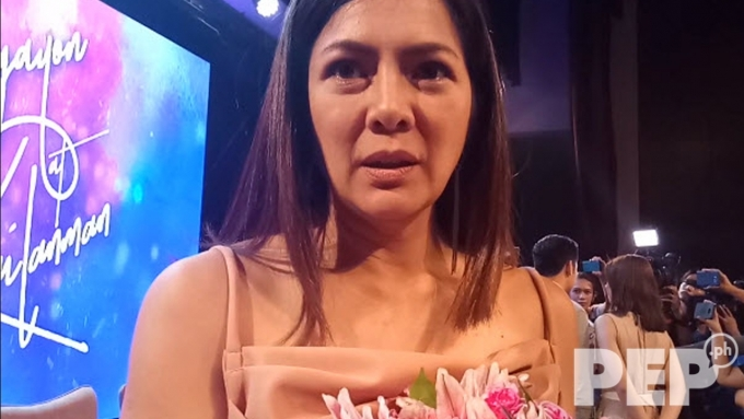 Alice Dixson's reaction to Dingdong's issue with Probinsyano