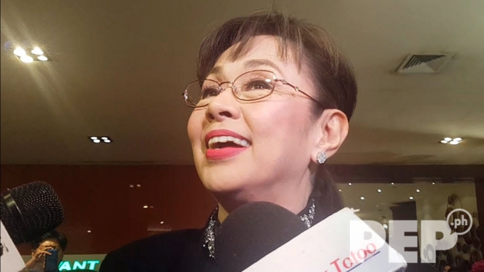 Vilma Santos reacts to rumored engagement of Luis and Jessy