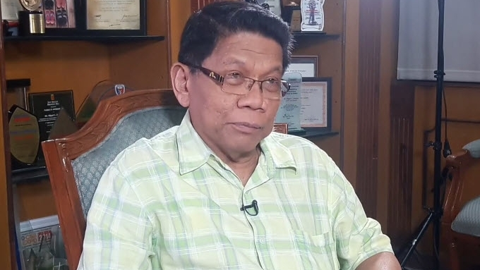 Mike Enriquez on his absence from radio and TV programs