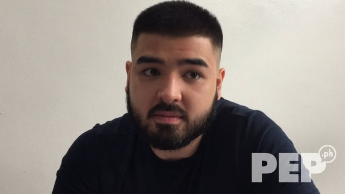Andre Paras on Rhian Ramos and falling in love