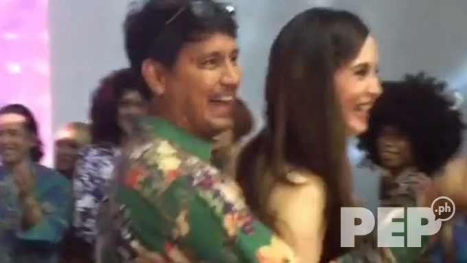 Richard Gomez, Lucy Torres show they still got the moves