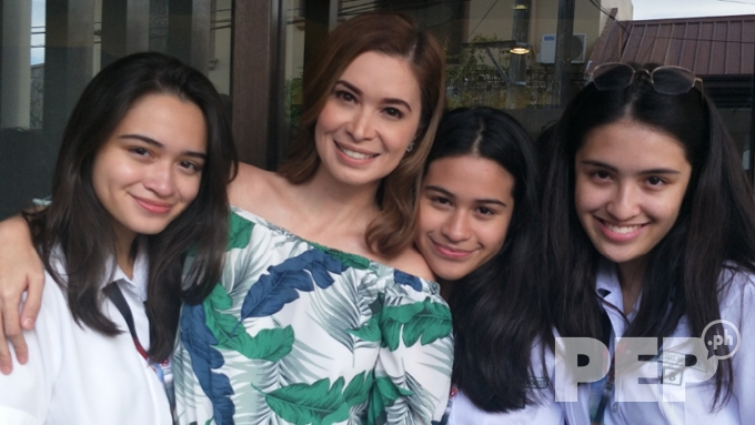 Sunshine Cruz and daughters react to annulment news