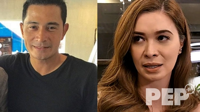 Has Sunshine Cruz forgiven ex-husband Cesar Montano?