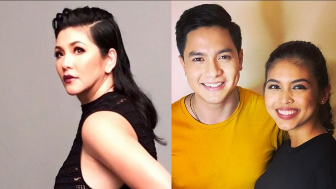 Regine Velasquez on how AlDub helped her mom move on after dad's death