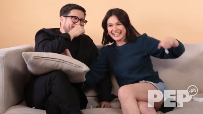 Aga Muhlach, surprised at who Bea Alonzo would buy if she's