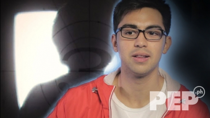 Derrick Monasterio's sis saw something on the TV, and then..