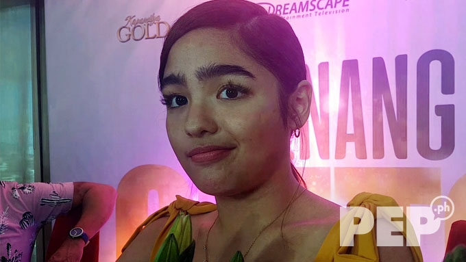 Andrea Brillantes names her
