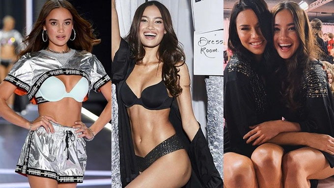 Kelsey Merritt shares backstage sneak peek of Victoria's Secret fashion show