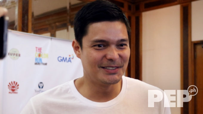 Dingdong Dantes on Cain at Abel being pitted against FPJ's ...