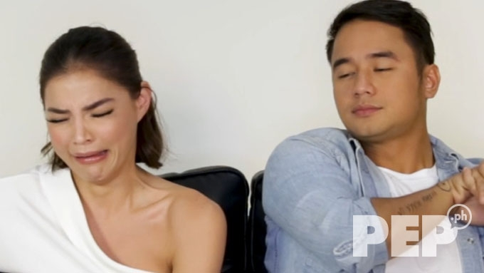 Rhian Ramos confesses to