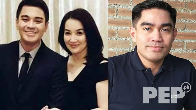 Official statement of Nicko Falcis on Kris Aquino's accusations