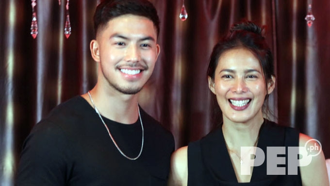 Tony Labrusca and Angel Aquino on sexual connection