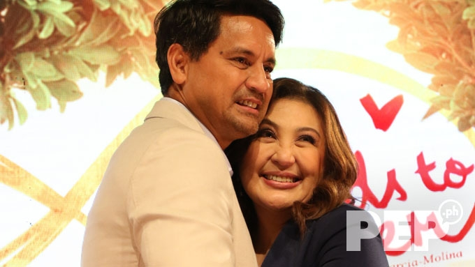 Sharon Cuneta reveals important detail about relationship with Richard Gomez in the past