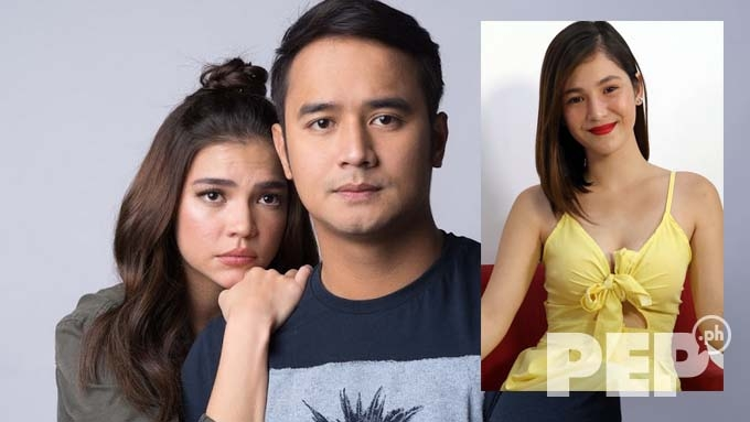 Rhian Ramos has something to say about her bashers and JM de Guzman