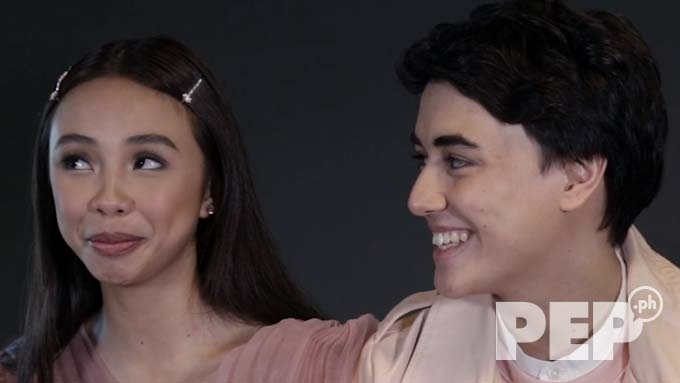 Watch what Maymay and Edward admit about themselves