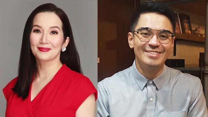 Nicko Falcis claims Kris Aquino went 'all berserk' after ABS-CBN got hold of Crazy Rich Asians PR materials