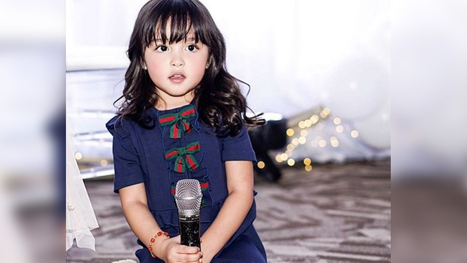 Zia Dantes, may surprise song number sa baby shower ni Marian Rivera