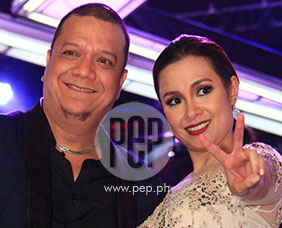 Mitoy Yonting and Lea Salonga talk about what they felt during The Voi