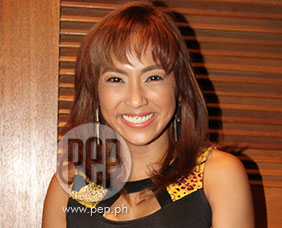 Rochelle Pangilinan says that she's happy with her love life