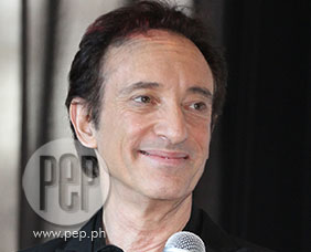 David Pomeranz hopes to visit Tacloban soon