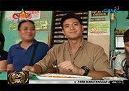 "Mikael Daez now has segment on ""Saksi"""
