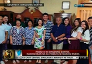 "Dingdong Dantes's family meets Marian Rivera's family for ""pa"