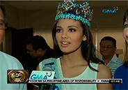 Congress lauds Miss World 2013 Megan Young and Miss Supranational 2013