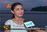 "Carla Abellana saddened by end of ""My Husband's Lover"""