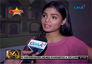 What's keeping Lovi Poe busy these days