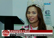 Actress-model Ina Alegre is Philippine bet in Mrs. Universe 2015