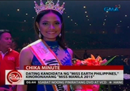 Former Miss Earth Philippines candidate is Miss Manila 2015 winner