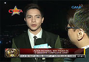 Alden Richards admits to being obsessive-compulsive