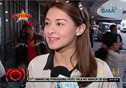 Marian Rivera and other Kapuso stars fly to Dubai for concert