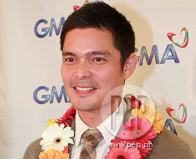 Dindong Dantes renews contract with GMA-7