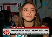"Katrina Halili impressed at ""look-alike"" Ken Chan as"