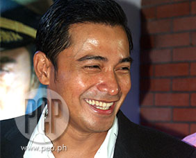 Cesar Montano talks about Global Village Foundation